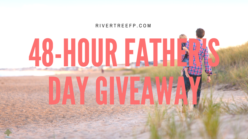 48-Hour Father's Day Giveaway